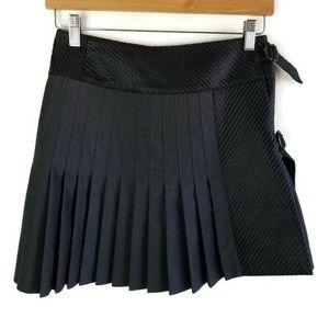 Rag and Bone Pleated Skirt Mini Wool Zelander 1344